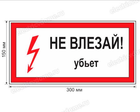 Образцы табличек электробезопасности формы протоколов по проверке знаний по электробезопасности