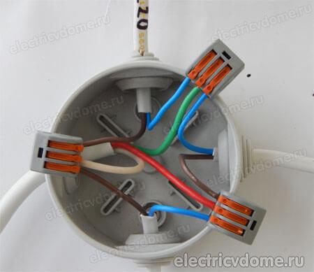как правильно подключить датчик и выключатель