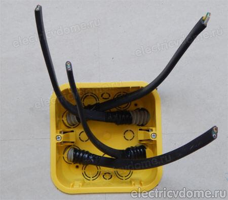 Гильзы для соединения проводов опрессовкой