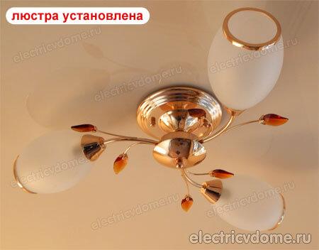 Подвесная люстра MW-Light Аврора 371011106 - купить в