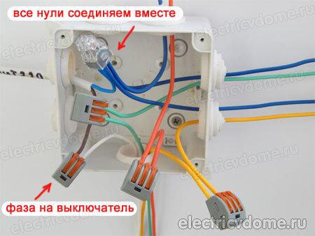 Как сделать тройную розетку от одного провода - Все Березники
